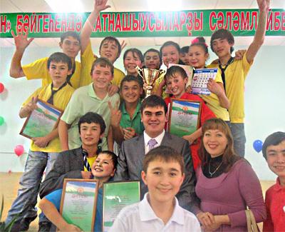 квн сибайская гимназия-интернат